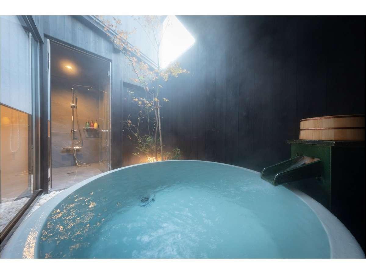 1F 露天風呂
