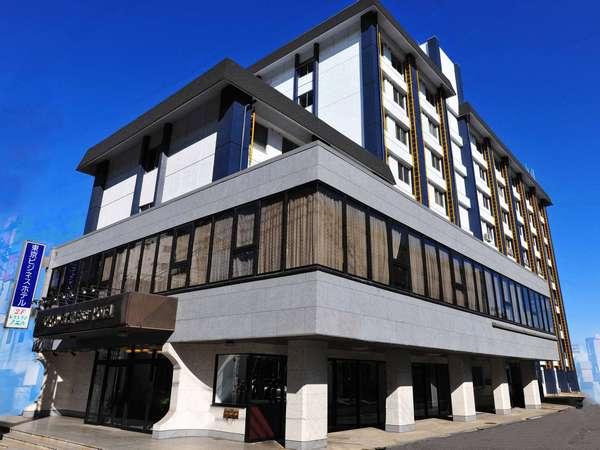 アクセスのいい新宿にあって静かな環境のホテル