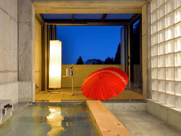 ◆メゾネット館◆ 風を感じながら展望風呂でのんびりした入浴を