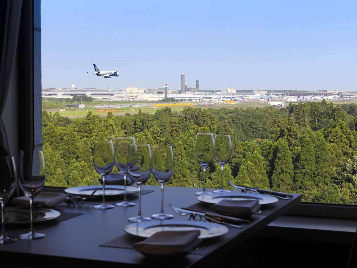 成田ビューホテル レストラン