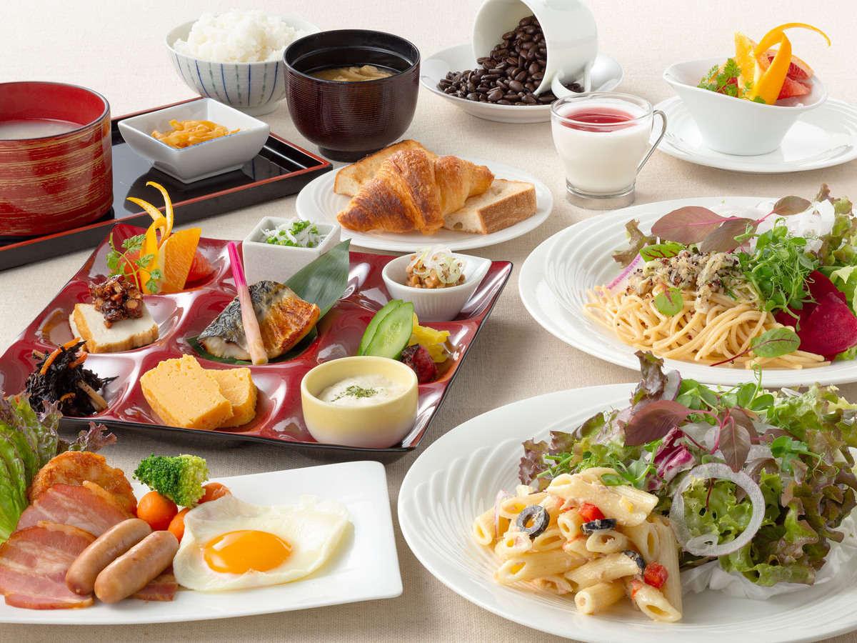 朝食(※写真はイメージです)
