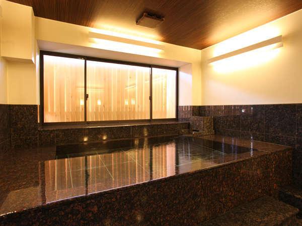 大浴場は男女校体制でご利用頂けます。どうぞごゆっくりとおくつろぎ下さい。