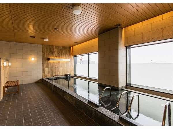 男女別 宿泊者専用大浴場 無料でご利用頂けます。