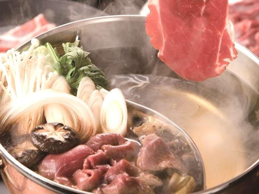 『しゃぶ菜』しゃぶしゃぶ、すき焼き食べ飲み放題プラン