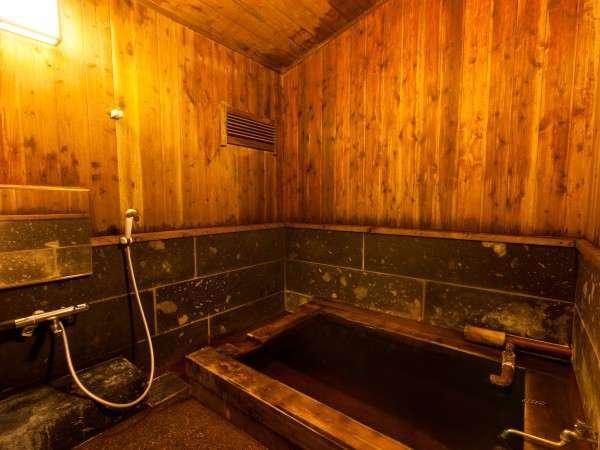 貸切風呂『壱の湯 ひのき風呂』