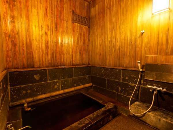 貸切風呂『弐の湯 石風呂』