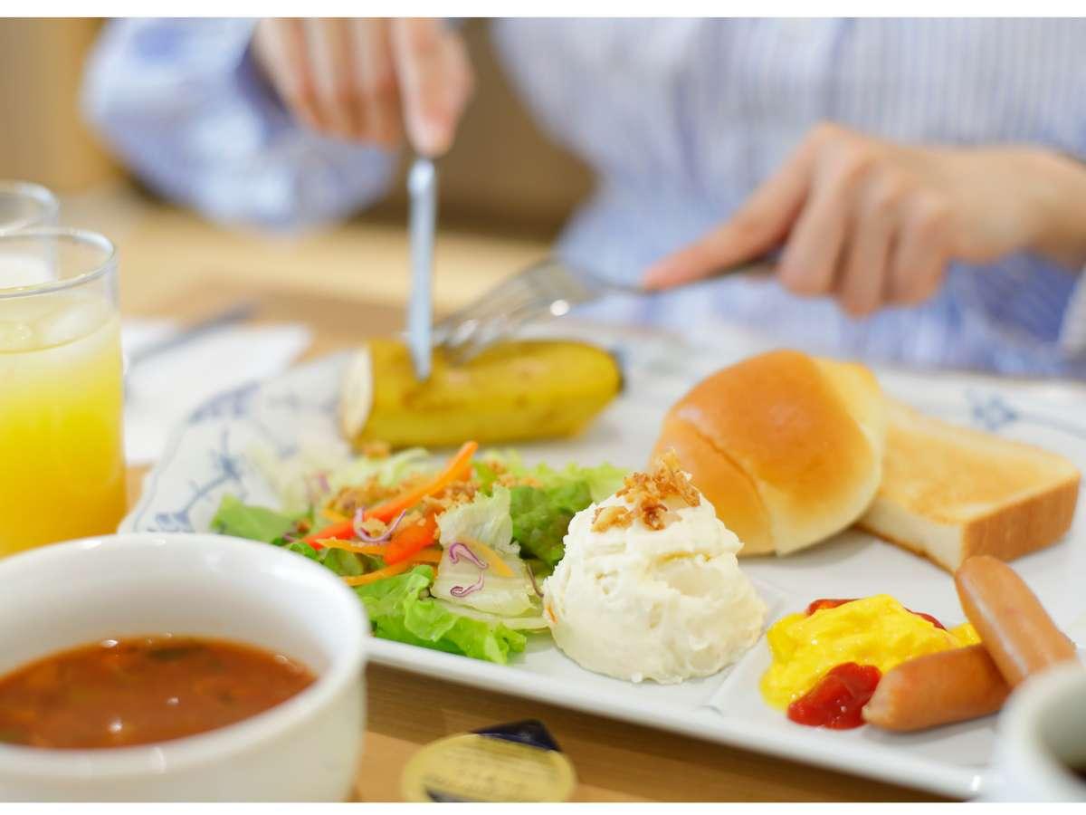 ご朝食 洋食ビュッフェ