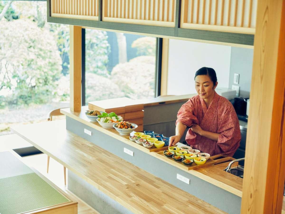 Kitchen & Bar 田の実
