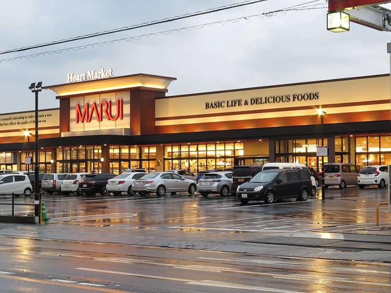 2015年新オープンしたスーパーマーケット、ホテルから徒歩1分