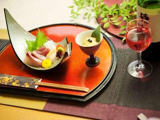 夕食~一例(1)~