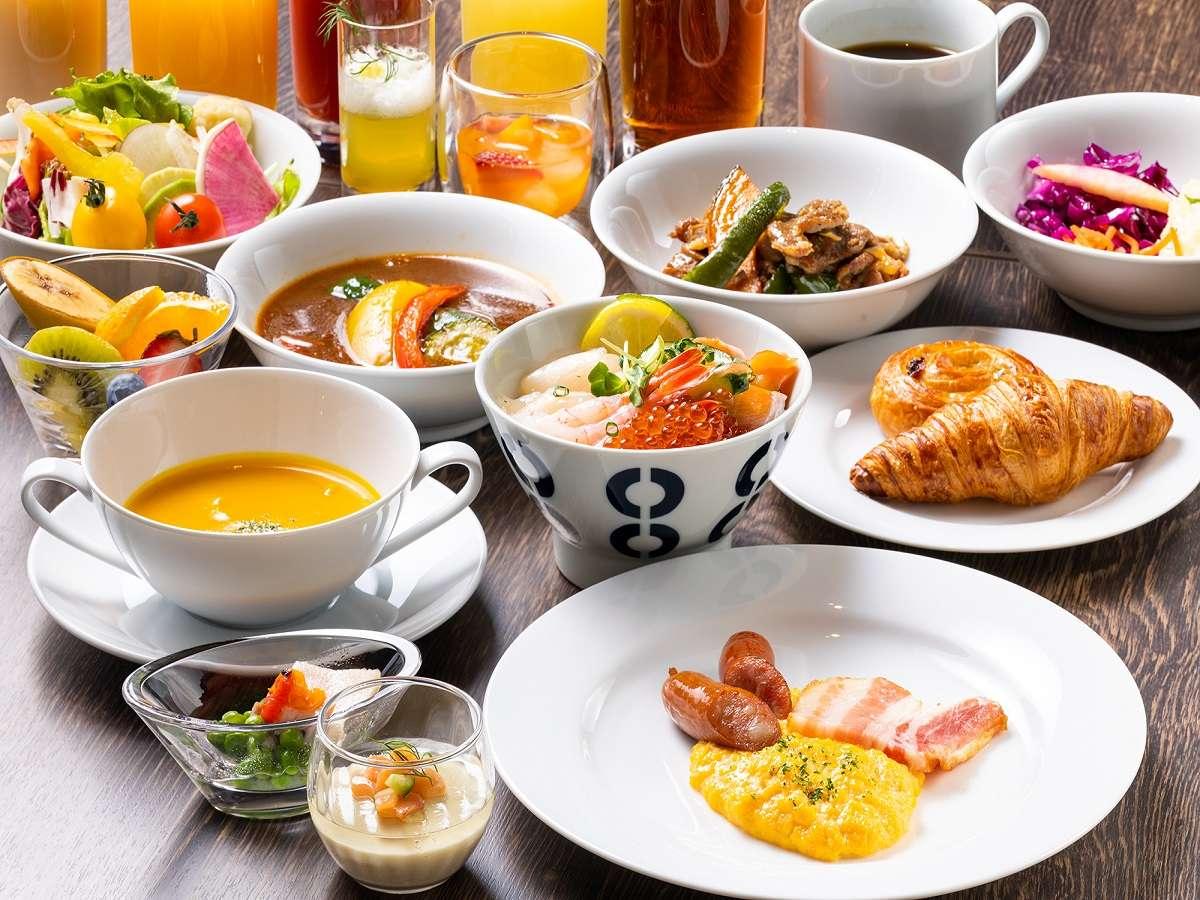 朝食<一例>