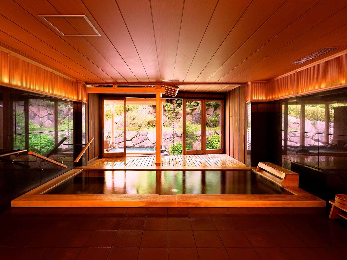 ■大浴場【翠泉の湯】