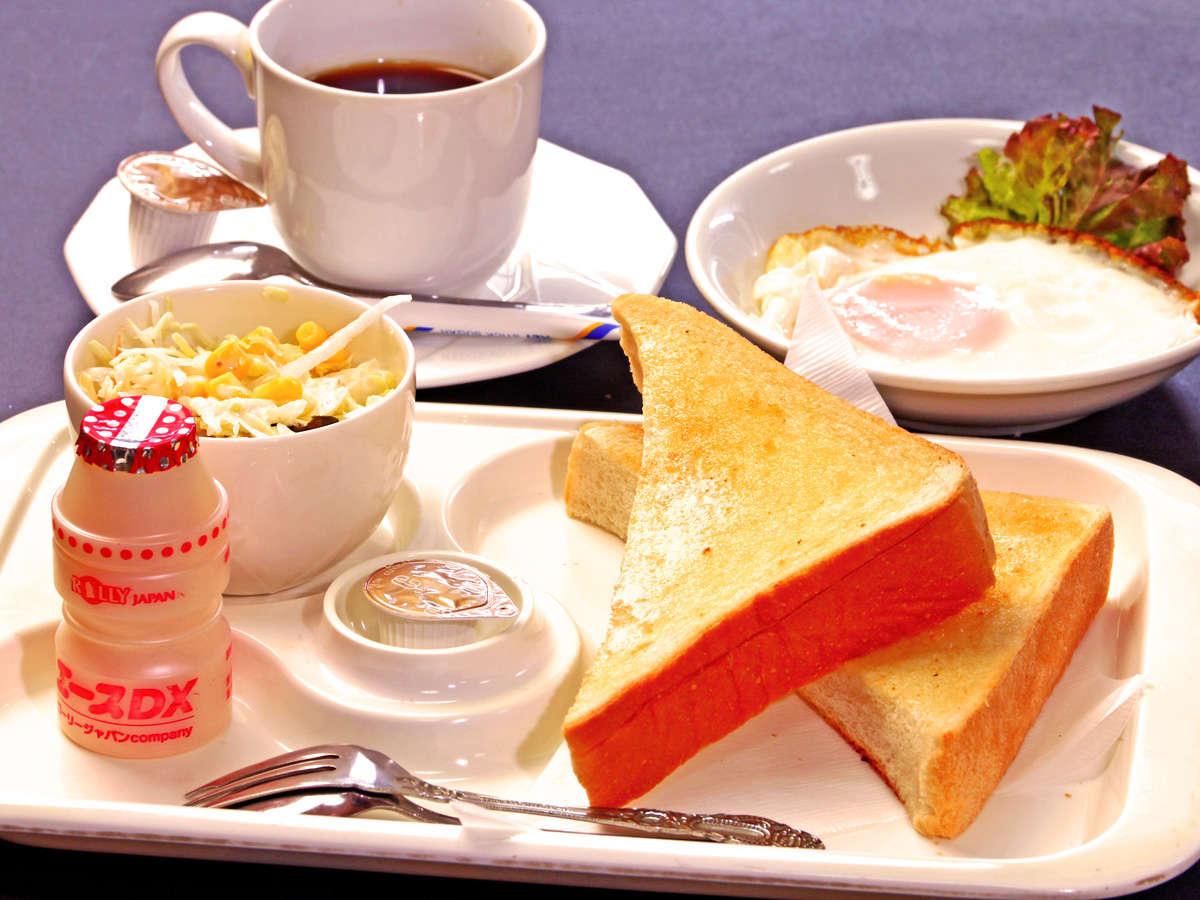 選べる朝食♪和洋お好きな方をチョイス♪