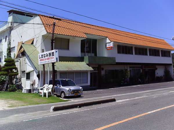 建物外観R317沿い