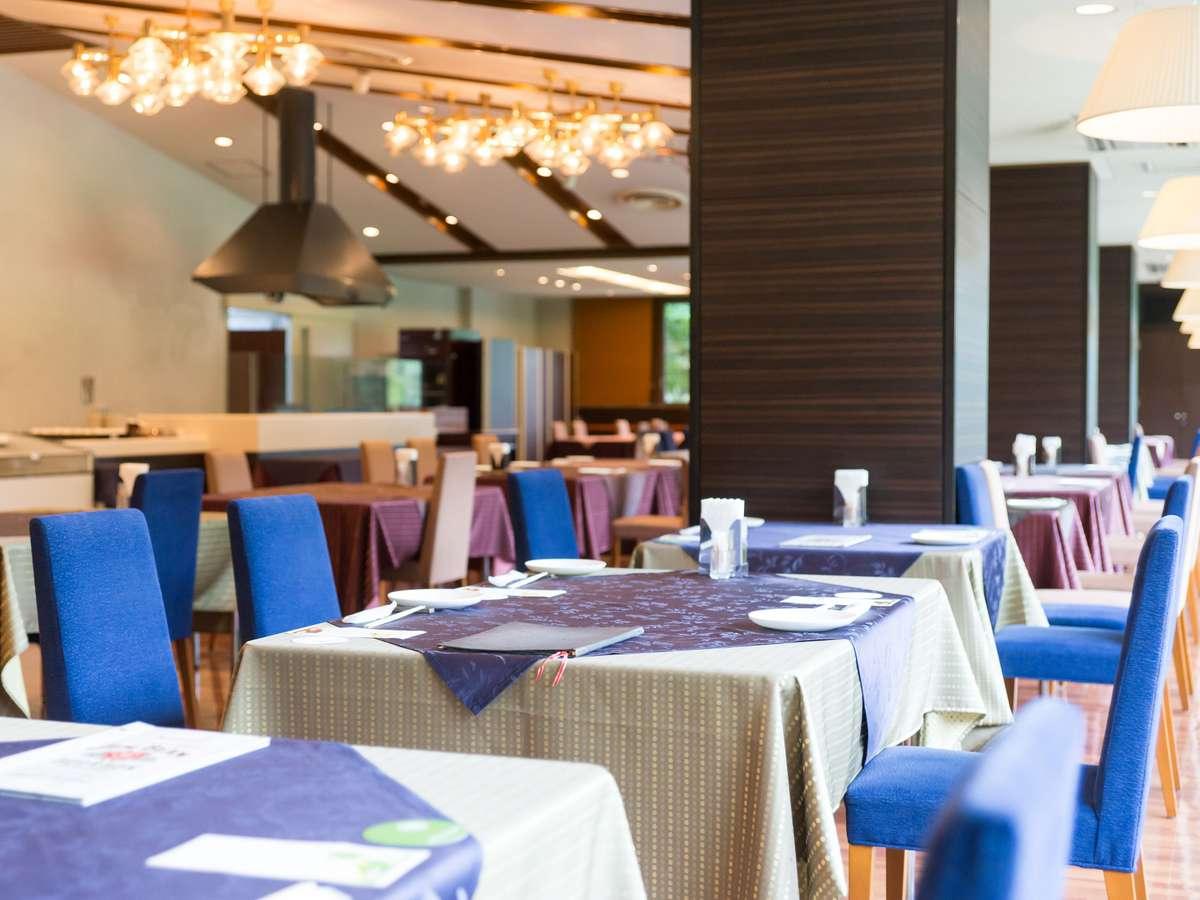 ■開放感溢れるレストラン【炙り】