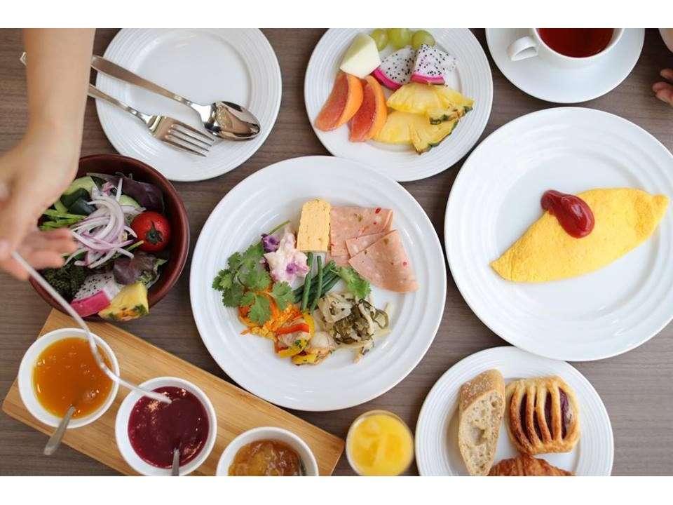 沖縄料理はもちろん、和洋様々なメニューをご用意しております。