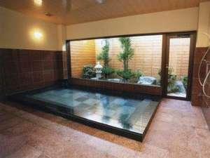 2008年4月オープンの大浴場