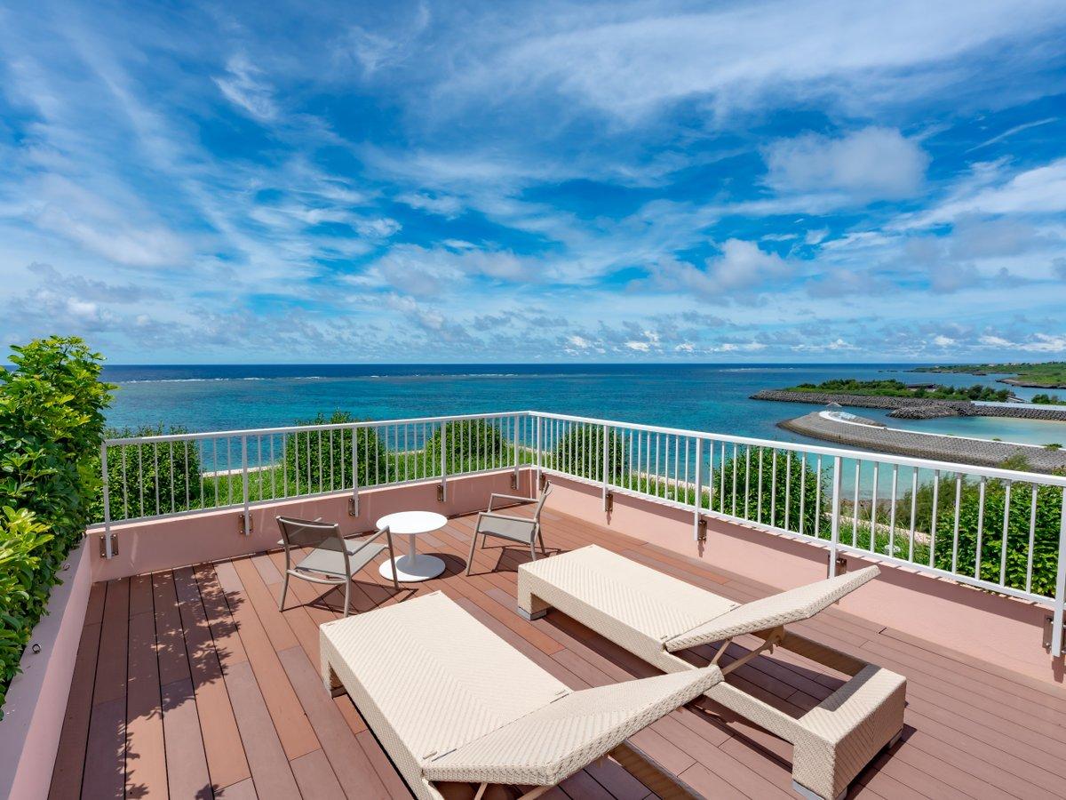 【サンセット館/コーラルオーシャン】海を眺めながら味う、非日常をお愉しみください。