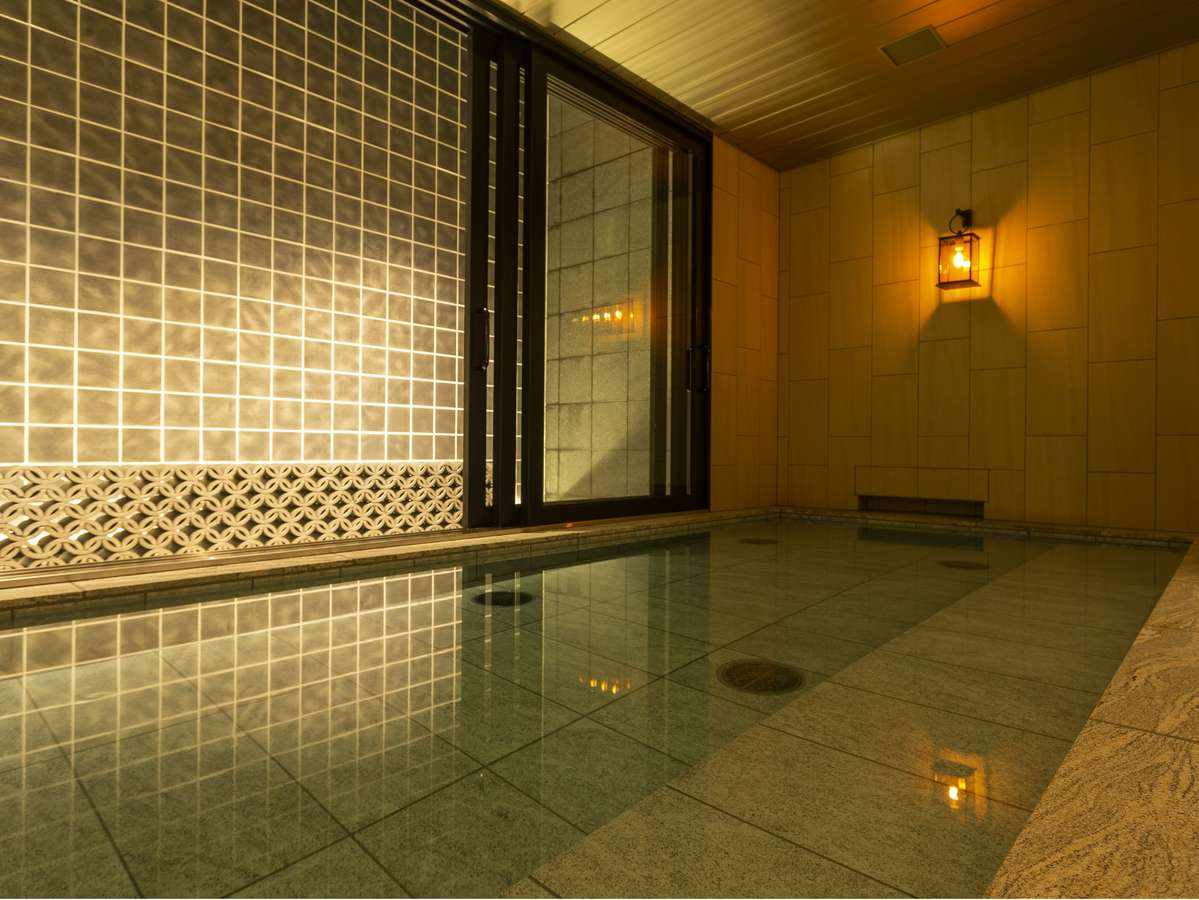 11階 大浴場