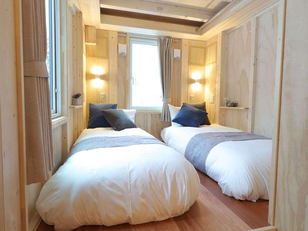 Room1_ベッド