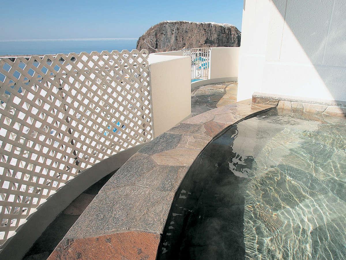 ★7F露天風呂。ロケーションは最高です!