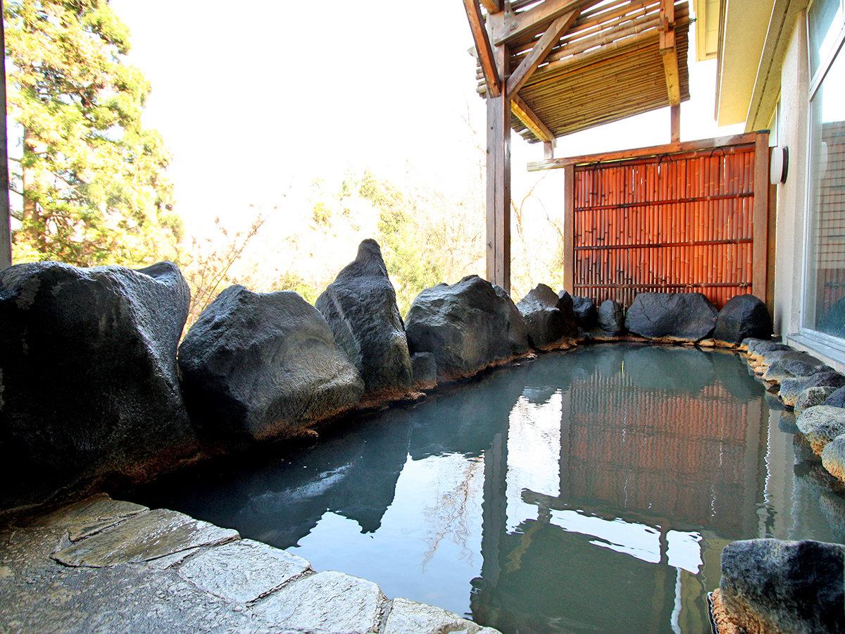 源泉かけ流し温泉~露天風呂
