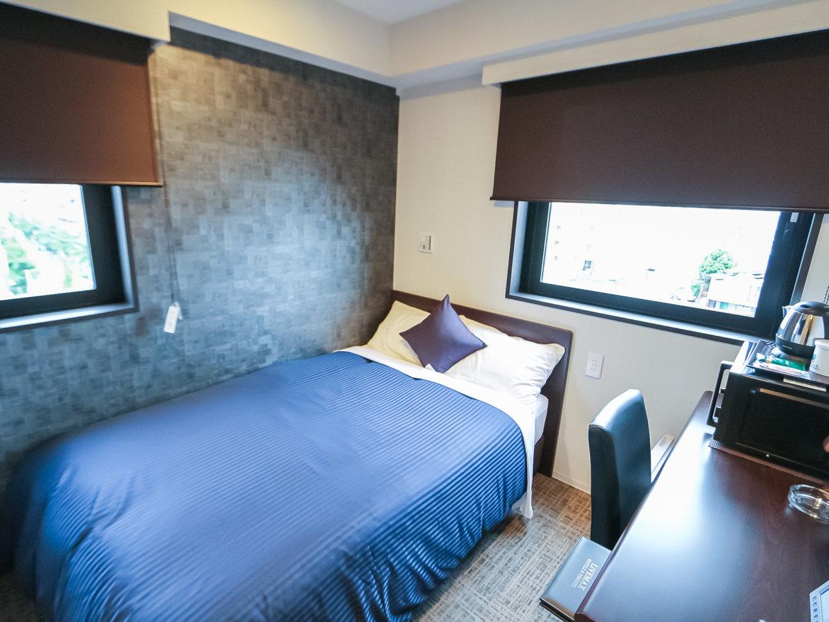 ◆シングルルーム◆全室シモンズベッドを導入しております。