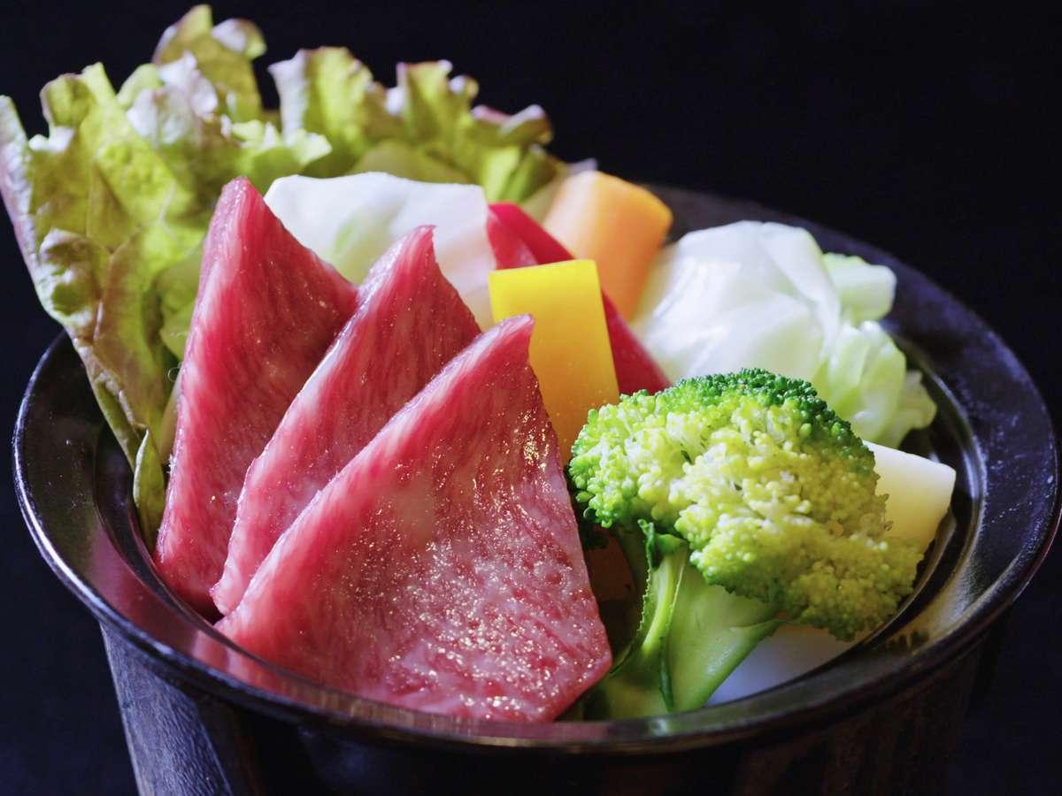 【外国・ご夕食】季節の会席料理