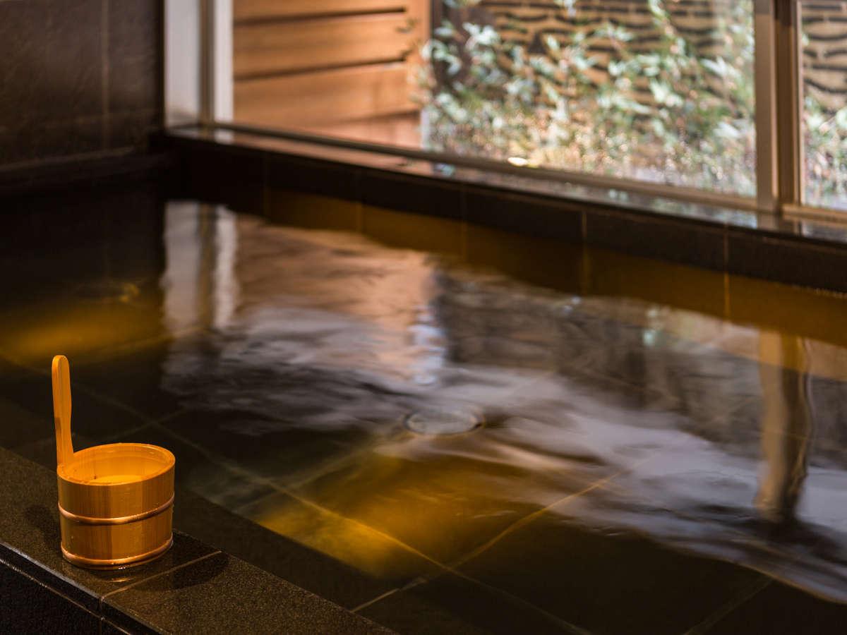 チェックアウト日の午後8時まで滞在可能!ご利用時間内でしたら何度も温泉ご利用頂けます♪