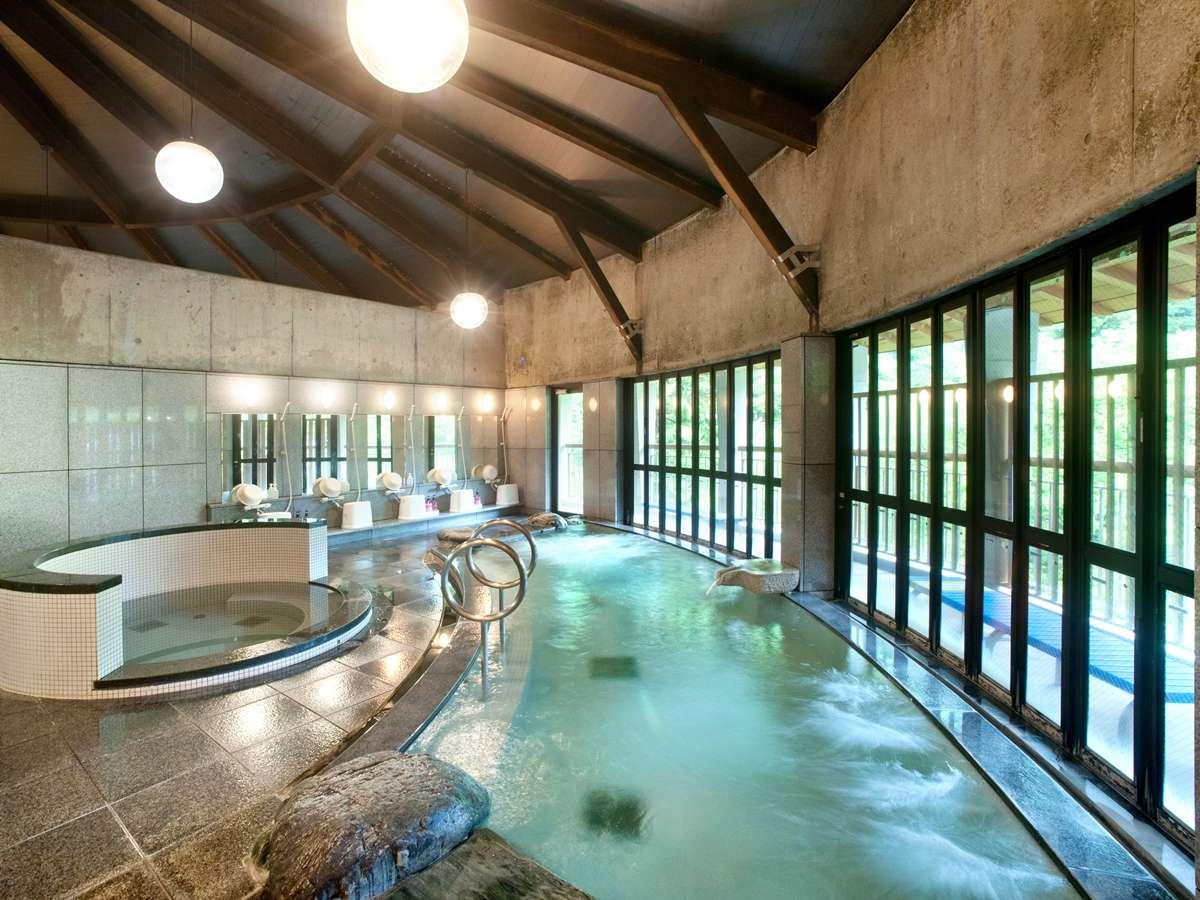 *大浴場/江戸時代に拓かれた歴史ある名湯です。