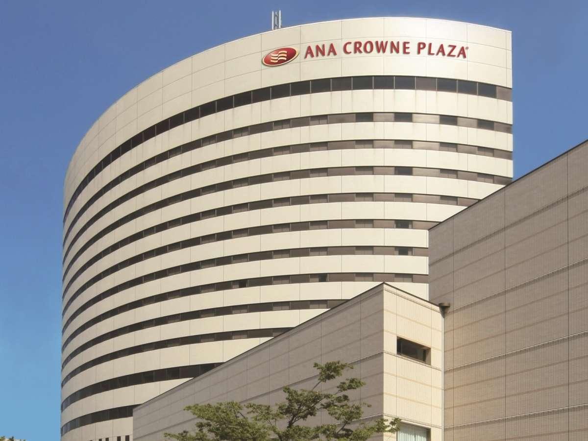 Ana Crowne Plaza Toyama Ana Crowne Plaza Niigata Formerly Hotel Niigata Hotels Rooms