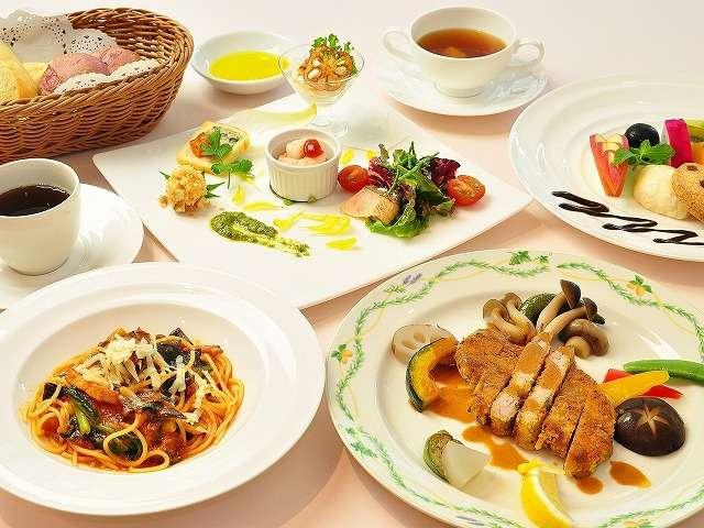2020秋 お箸で食べれるイタリアンフルコース