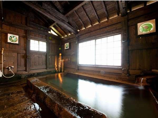 【内湯】石風呂