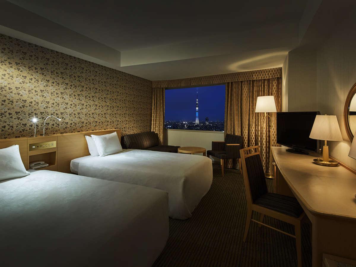 東武ホテルレバント東京の写真・...