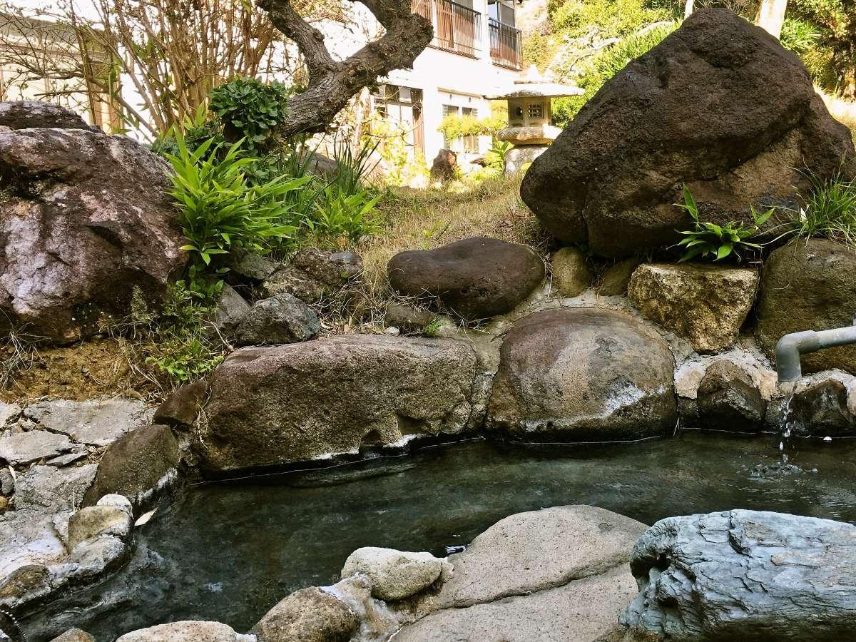 【共用】愛犬の露天風呂(小型犬用)15:00~21:00まで