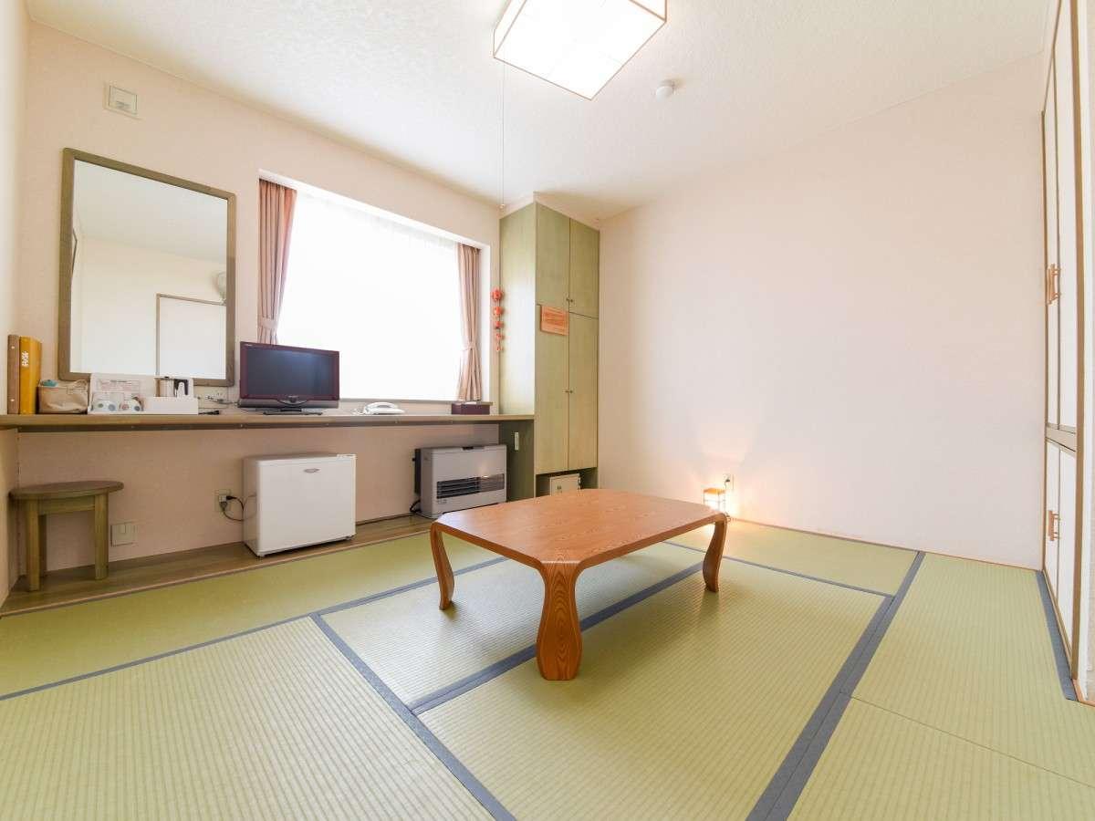 *【部屋】和室一例。1階客室は和室です。