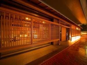 石花海の玄関。