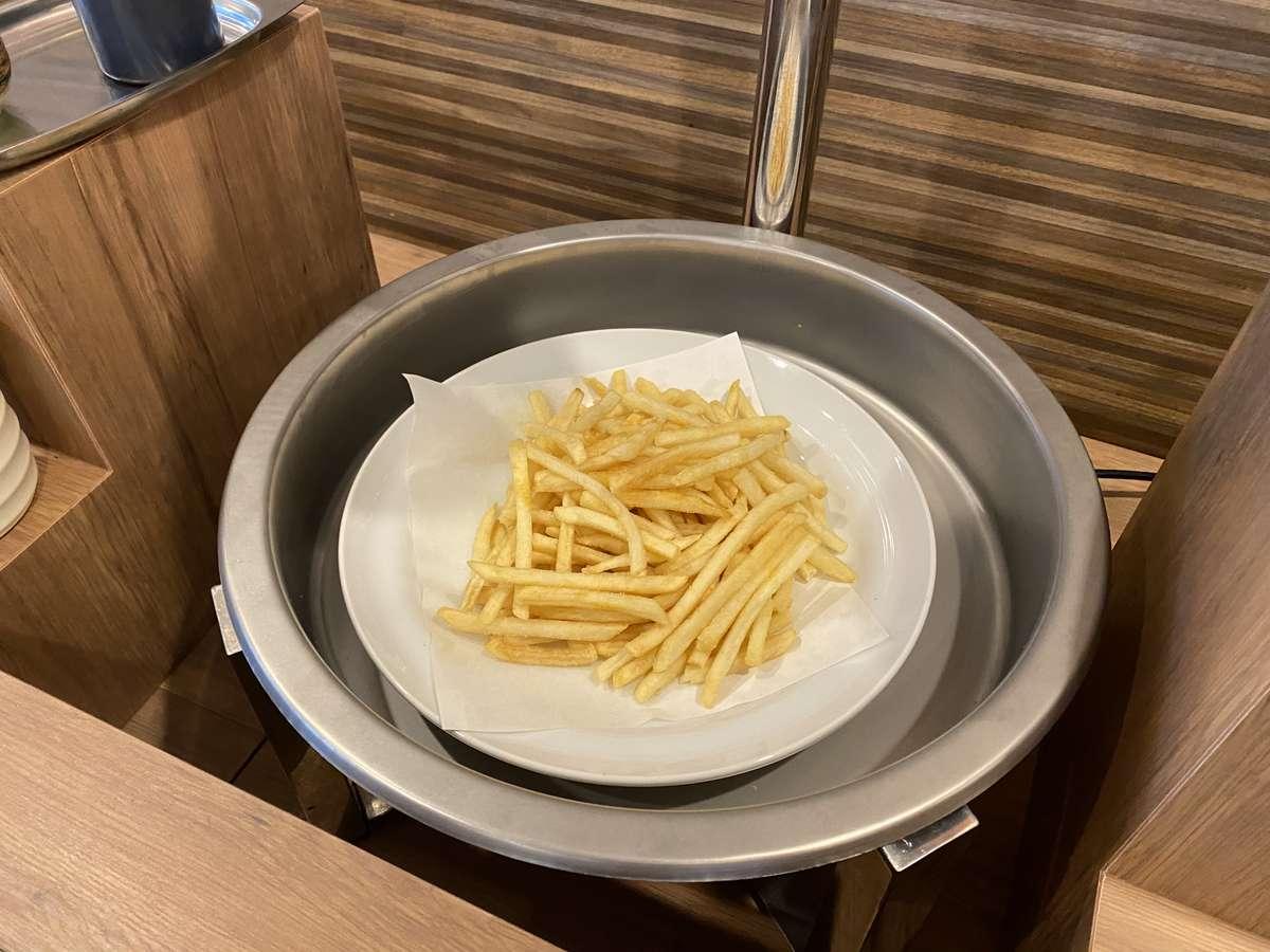 【朝食:和み】フライドポテト