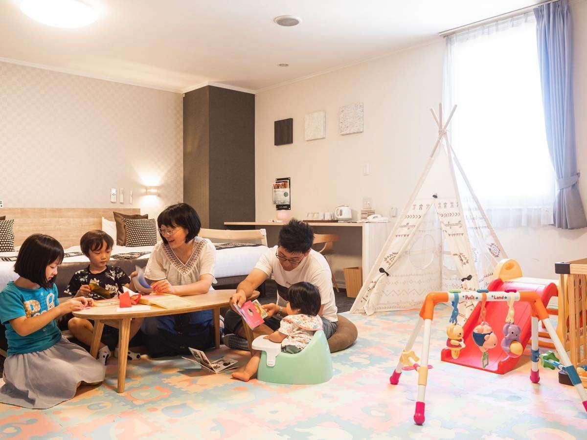 【特別キッズルーム】■広さ55平米