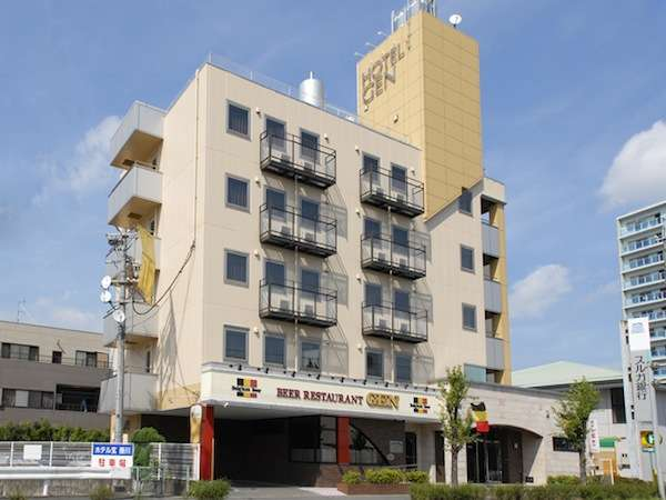 【ホテル玄掛川】掛川駅徒歩3分!エリアNO1の美味しい朝食が無料☆