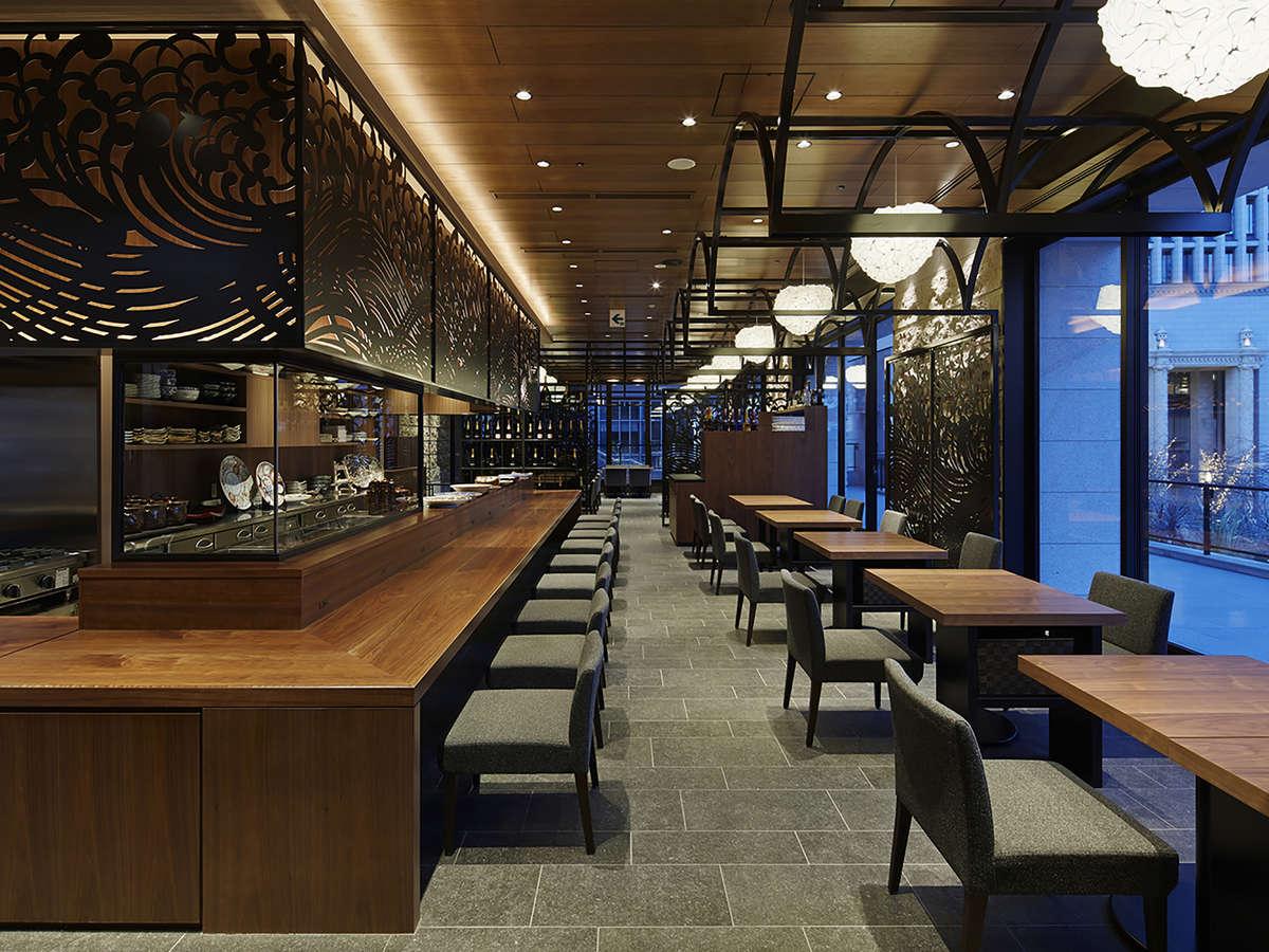 【2Fレストラン博多廊】*九州食材をふんだんに使った和食を中心とした料理でおもてなしいたします