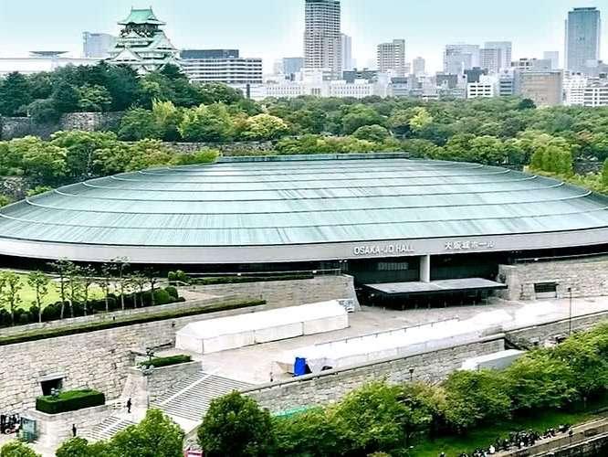 ■大阪城ホール■