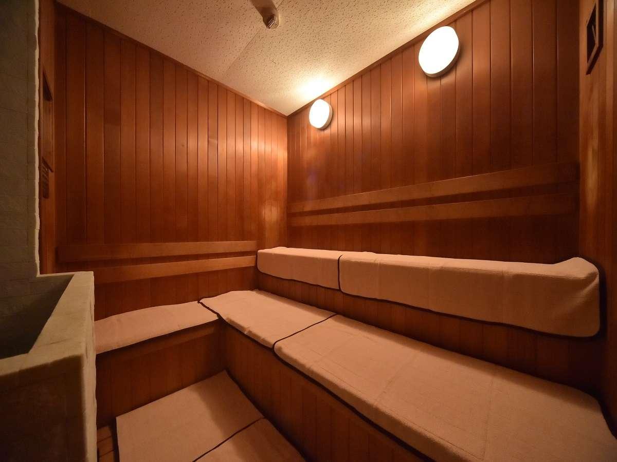 ◆女性大浴場「高温サウナ」(96℃)