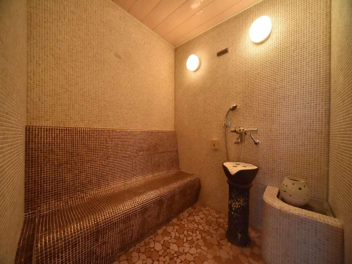 ◆女性大浴場「ミストサウナ」(45℃)