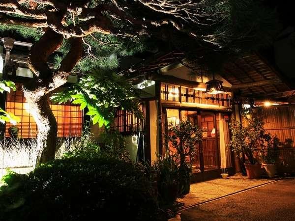 【夕闇の青葉】飯坂にひっそりと立つ宿、静かな一夜をお過ごし下さい…