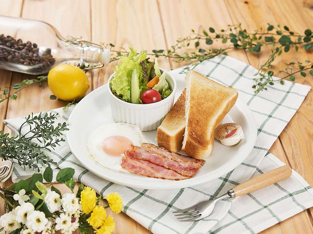 朝食 《洋食》