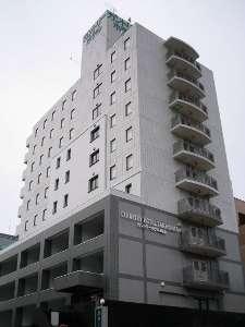カントリーホテル高山。JR高山駅の正面、徒歩1分。