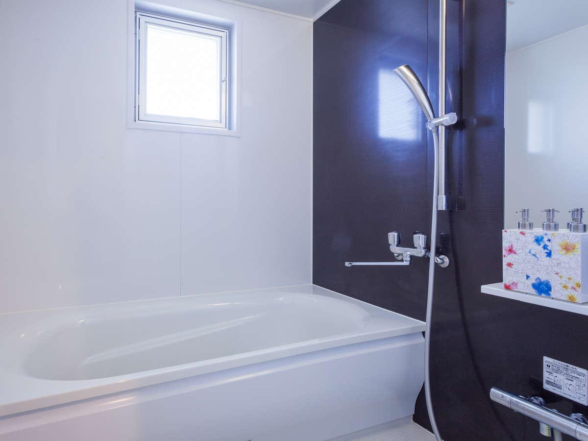 【お部屋タイプ】サンセットビュー(8F)/バスルーム