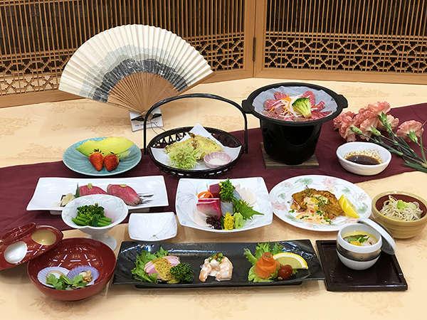 和洋会席料理【雪月花】料理長心づくしの料理で秋田を味わう厳選11品