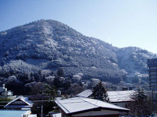 冬の塩原へようこそ!最寄りスキー場ハンターマウンテン塩原は関東最大級。ウィンタースポーツを楽しんで♪